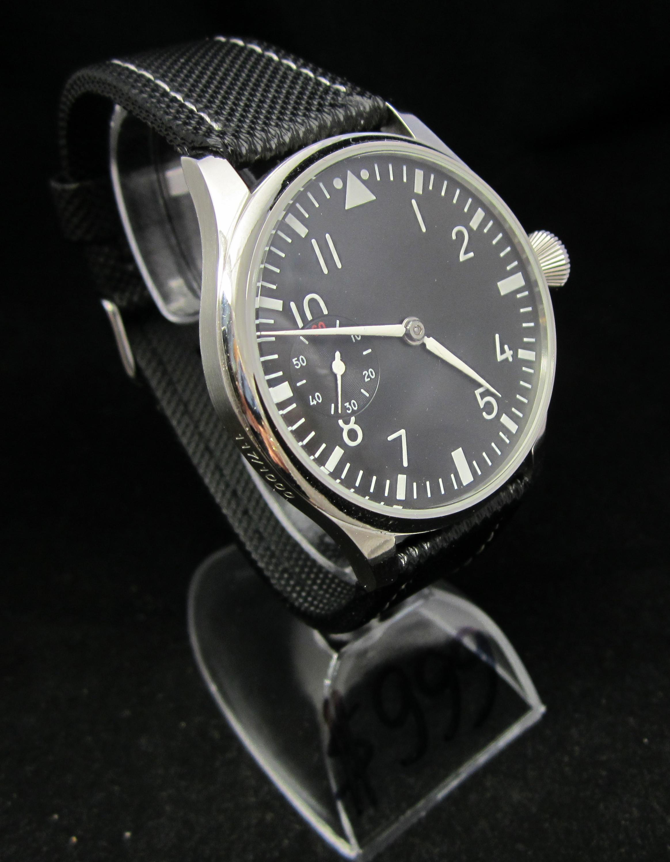 Hamilton Pocket Watch Conversion